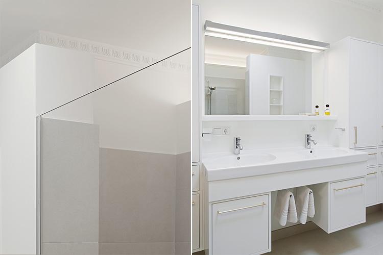 Jacobs die ausumbauer modernisierung sanierung und for Bad doppelwaschtisch mit unterschrank