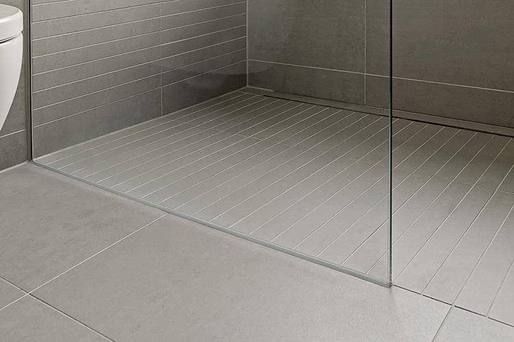 barrierefreie dusche badumbau mit bodenablaufrinne in da 1 4 sseldorf erkrath bodengleiche kosten