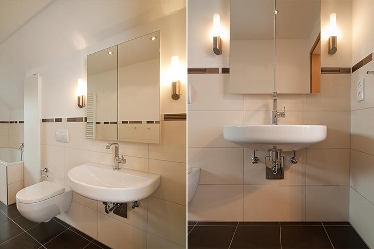 Jacobs die ausumbauer modernisierung sanierung und umbau von immobilien b dern wohnungen - Bad fliesen und putz ...