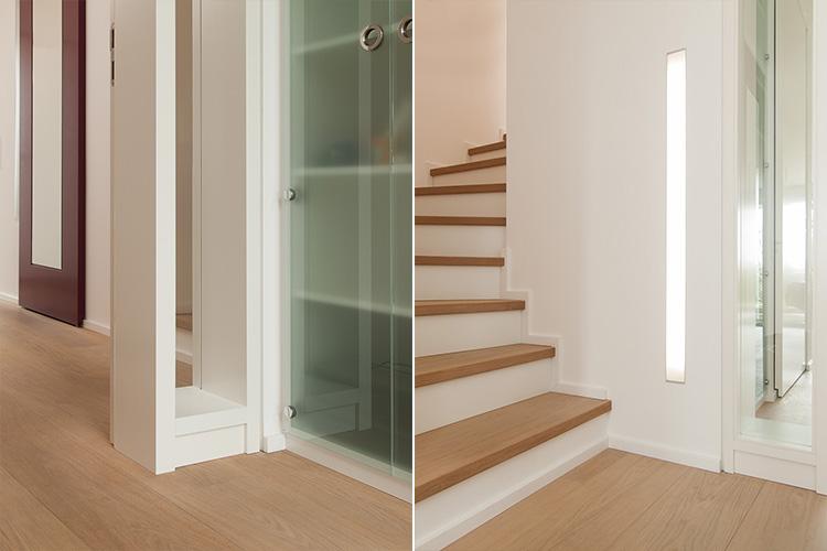 Hausrenovierung Treppe Mit Holzstufen In Meerbusch Büderich